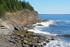 DSC08199 - Start/End of the Trail (archer10 (Dennis) 104M Views) Tags: ovens caves ocean sony a6300 ilce6300 18200mm 1650mm mirrorless free freepicture archer10 dennis jarvis dennisgjarvis dennisjarvis iamcanadian novascotia canada natural park