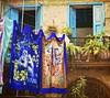 Havana Courtyard 3 (Artypixall) Tags: cuba havana balcony windows courtyard clotheslines laundry facade urbanscene faa