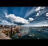 Barfleur Harbour