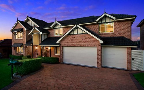 39 Powys Cct, Castle Hill NSW 2154
