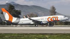 Boeing 737-8EH PR-GTA GOL Linhas Aéreas (Alfredo Vera Catalán // Photography) Tags: boeing 7378eh prgta gol linhas aéreas b737 b738 scl santiago sao paulo sbgr scel pdh 17l 17r takeoff v1 v2 vr flaps spotter spotting chile brasil nuevo pudahuel