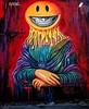 Mona Lisa (Paul Leb) Tags: artderue montréal québec canada streetart arturbain arteurbano art mona lisa ron english graffiti