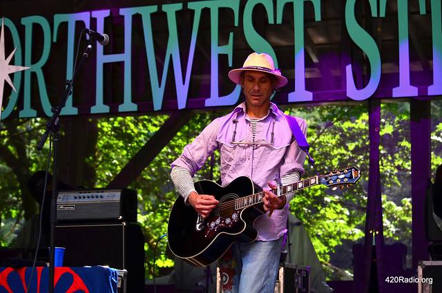 Todd Snider - Northwest String Summit - North Plains, OR - 07/16/17