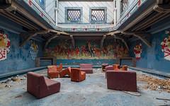 Medieval Club (tobi_urbex) Tags: urbex urban exploration lost lostplaces abandoned decay decadenza abbandono italia forgotten dimenticato italy castle club