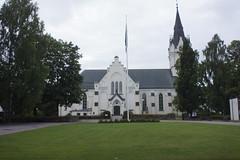 Sunne church (GoteJansson) Tags: sunne church varmland värmland sweden sony nex7 topcor kyrka