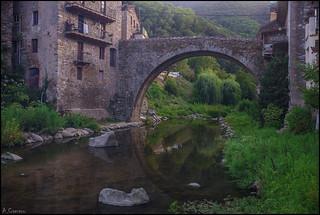 Reflejos del puente.