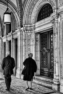 Le couple de l'Opéra