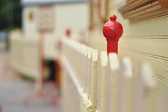 Roncalli fence (nirak68) Tags: lübeck schleswigholsteinkreisfreiehansestadtlübeck deutschland de 217365 zirkus circus roncalli zaun fence holstentorplatz sommer 2017ckarinslinsede he rad
