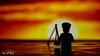 Relax and think (The Aphol) Tags: lego legooldfishingstore fisherman fishing legography legophotography stuckinplastic toy toyphotographers toyphotography whereisanton sea sunset silhouette relax silence wave water