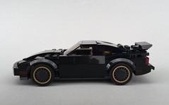 LEGO Knight Rider