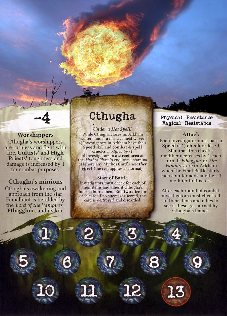 Cthugha Arkham Horror The World's newest pho...