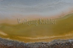 40082453 (wolfgangkaehler) Tags: 2017 europe european iceland icelandic island highlands centraliceland hveravellir hveravellirhotspringsarea volcanic volcanicactivity geothermalarea mineraldeposit mineralcrystals mineraldeposits hotsprings colorful algae detail