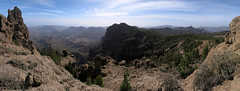 Gran Canaria_187 (Thomas Jundt + CV) Tags: altavista calderadetirajana elcampanario grancanaria kanarischeinseln montañadesándara panorama picodelasnieves roquebantayga roquenublo spain spanien