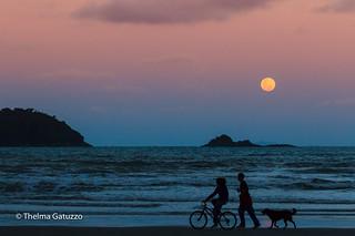 Perfect Moonrise