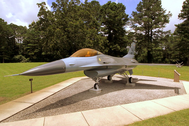 F-16A - Arnold A.F.B.