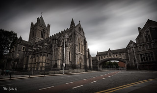 Dublin daytime long exposure series #2: Christ Church Cathedral