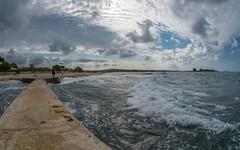 Adriatic Sea (51) - storm (Vlado Ferenčić) Tags: storm istria istra jadranskomore vladoferencic jadran adriatic vladimirferencic seascape sea adriaticsea rovinj nikond600 sigma1528fisheye fisheye