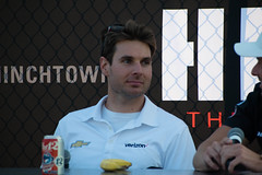 Mayor on Air live (elizabeth_XTC) Tags: abc supply 500 pocono raceway poconos pennsylvania motorsports indycar indy car racing race tricky triangle mayor air podcast james hinchcliffe schmidtpetersonmotorsport will power penske tem team