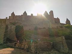 Citadelle (bruno carreras) Tags: francia france ciudadela citadelle medieval castillo castle chateau pueblo town village carcasona carcassonne aude occitania