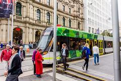 Sights in Melbourne, Australia