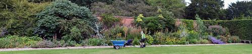 osterley park walled garden