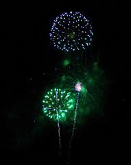 Bournemouth Fireworks (SteveJM2009) Tags: fireworks fridaynight pier bournemouth beach seaside dorset night colour bang crash wallop uk august 2017 summer stevemaskell