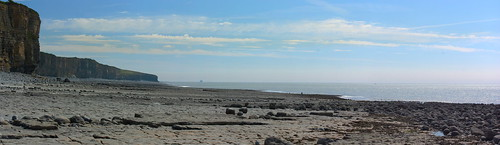 Llantwit Major looking towards Aberthaw west