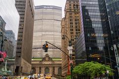 Grand Central Terminal (nywheels) Tags: grandcentralterminal manhattan nyc newyorkcity gothamcity bigapple thebigapple nikon trees buildings panambuilding cars