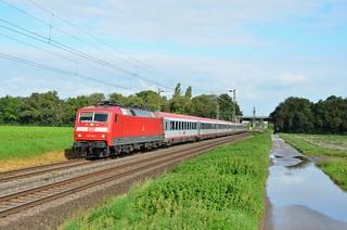 DB 120 120, Bornheim