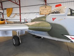 "De Havilland Vampire FB.6 5 • <a style=""font-size:0.8em;"" href=""http://www.flickr.com/photos/81723459@N04/36701250300/"" target=""_blank"">View on Flickr</a>"
