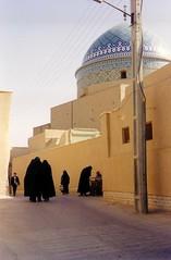 Yazdst (bartlebooth) Tags: middleeast olympus superzoom70 2000 yazd iran persia shrine islam