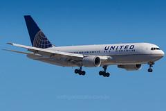 N73152 (rcspotting) Tags: n73152 boeing 767200 united airlines gru sbgr