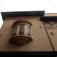 Balcony (Navi-Gator) Tags: balcony architecture details italy building verona