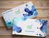 Business Card Mockup 2 (Obi_Artwork) Tags: pepoalcalá blanco estudiomarketing freepics mockups publicidad premium quality business card mockup water color blue texture