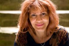 Stranger 420 - Monika (Andrew The Professor) Tags: glastonbury glastonburyabbey stranger monika armenian sofia bulgaria ladychapel reflector