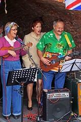 Market Harborough Ukulele Group (nickym6274) Tags: stokebruerne stokebruernevillageatwar2017 ukulele marketharborough singers