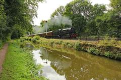 SHINY LIMA (fenaybridge) Tags: s160 5197 steam caldron churnetvalley kd6 china consall staffordshire