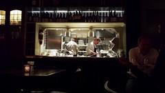 Night kitchen (daniel.virella) Tags: kitchen restaurant cook cooking light work haarlem holland thenetherlands downtown dinner northholland noordholland