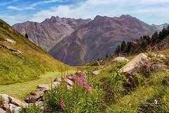 Tirol (Schneeglöckchen-Photographie) Tags: tirol österreich berge natur