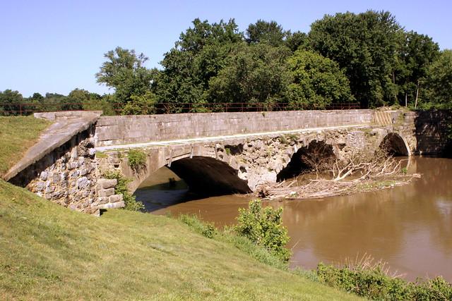 Conococheague Aqueduct - C&O Canal