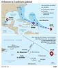 Orkanen in Caribisch gebied (renskebaars) Tags: storm orkaan gebied caribisch orkanen orkaanstorm rijswijk nederland