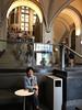 Rijksmuseum stairs (jovike) Tags: amsterdam espe holiday netherlands people staircase woman museum gallery
