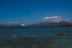 The Beach of Capri (Ryan Irizarry) Tags: capri italy sony a6000 canonfd28mm ocean sea summer beach