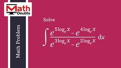 Math Problem (48) (Math Doubts) Tags: integrationproblem integralproblem integralproblems integralproblemsolution mathproblem mathproblems mathproblemsolution calculus calculusproblem calculusproblems calculusproblemsolution integration
