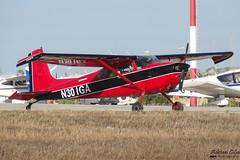 Private --- Cessna 180K Skywagon --- N301GA (Drinu C) Tags: adrianciliaphotography sony dsc mla lmml plane aircraft aviation hx9v private cessna 180k skywagon n301ga