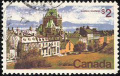 Canada 1972 City Pictures 497 (knyazna.ua) Tags: america american canada canadian chateaufrontenac frontenac quebec aged antique architecture building canceled chateau city collection commemorative correspondence hobby isolated issue letter macro mail office old palace paper perforated philately post postage postal postmark residence retro shipping stamp town used vintage