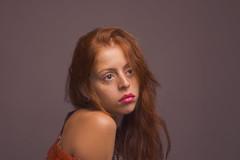 Hoy no estoy (mati.ramos) Tags: chica gril colour color pelirroja pecas