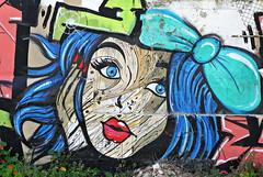 Olhão 2017 - Graffito perto da Estação 01 (Markus Lüske) Tags: portugal algarve olhao olhão graffiti graffito mural muralha wandmalerei street streetart strase art arte kunst sen lueske lüske urbanart urban luske