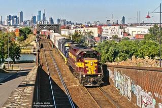 L254-8177 depart Melbourne (2005)