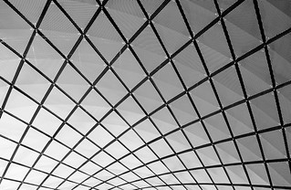 Sky Reflector-Net detail